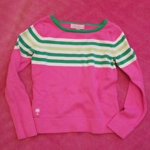 Lilly Pulitzer cotton sweater